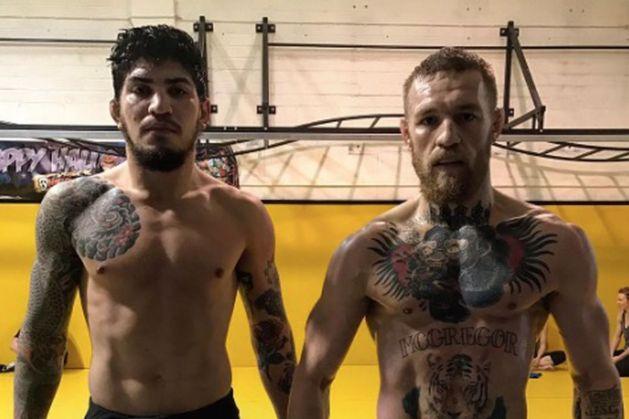 Bellator: Conor McGregor's BJJ training partner Dillon Danis' opponent for Bellator 198 debut announced - Dillon Danis