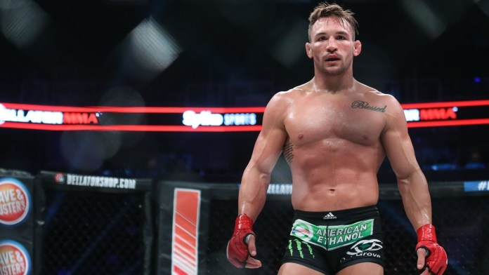 Bellator: Brent Primus injured; Michael Chandler will now face Brandon Girtz at Bellator 197 - Michael Chandler