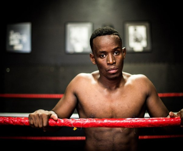 MMA: Ronald Dlamini found the meaning of his life when he lost his vision - Ronald