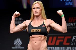 UFC: Holly Holm opens up about losing four out of her five fights heading into UFC 225 bout against Megan Anderson - Holly Holm