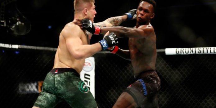 "UFC: Marvin Vettori reveals that he wants to slap ""double-face liar"" Israel Adesanya - Marvin Vettori"