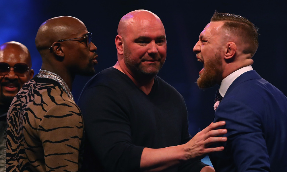 UFC/Boxing: Dana White claims it will take years for Floyd Mayweather to train for MMA - Dana White