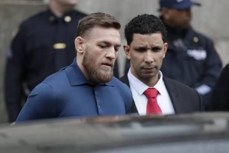 UFC: Conor McGregor's manager releases statement after UFC 223 choas and McGregor's arrest - Conor McGregor