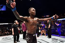 UFC : Israel doesnt think his next opponent is a 'striker' - Israel Adesanya