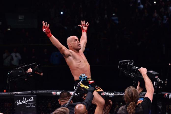 MMA: Tito Ortiz says Chuck Liddell trilogy fight will be 'hugest' in MMA history - tito ortiz