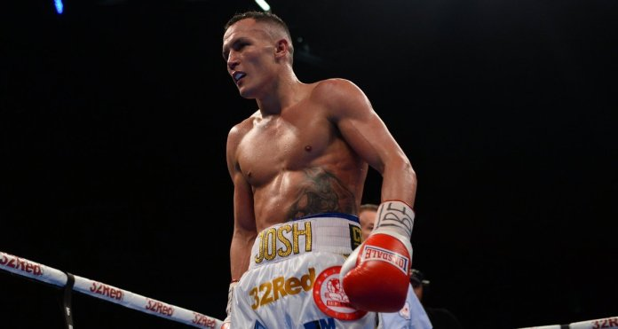 Boxing: Josh Warrington beats Lee Selby to become Leeds's first world champion - Warrington