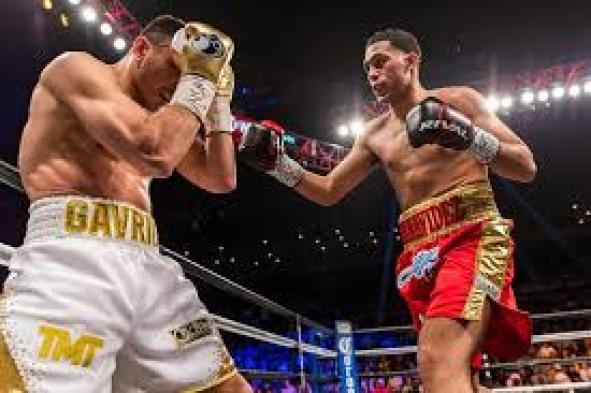 Boxing: David Benavidez vs Matt Korobov in play for WBC Super Middleweight title - David Benavidez