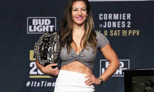 UFC: Miesha Tate says Raquel Pennington's corner allowed her to lose 'with dignity' - Miesha Tate