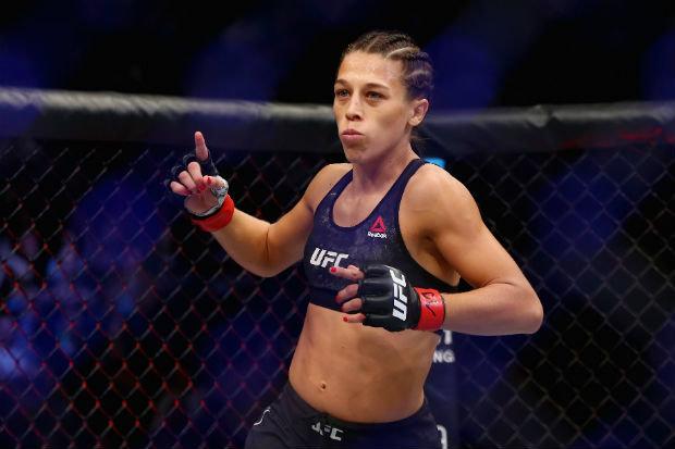 UFC: Joanna Jedrzejczyk says that she will get another title shot if she defeats Tecia Torres - Joanna Jedrzejczyk