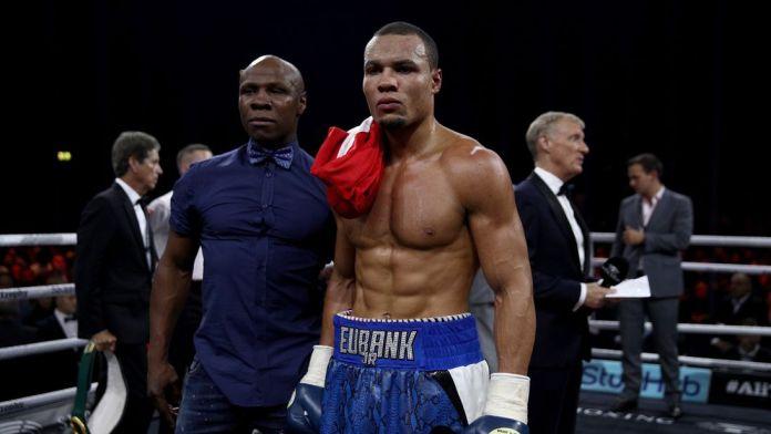 Boxing: Chris Eubank Jr to possibly make his ring return against John Ryder - Eubank