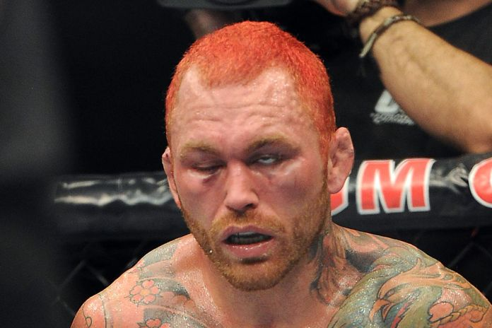 UFC Veteran Chris Leben comes out of retirement to fight Phil Baroni in a Bare Knuckle Boxing match - Knuckle