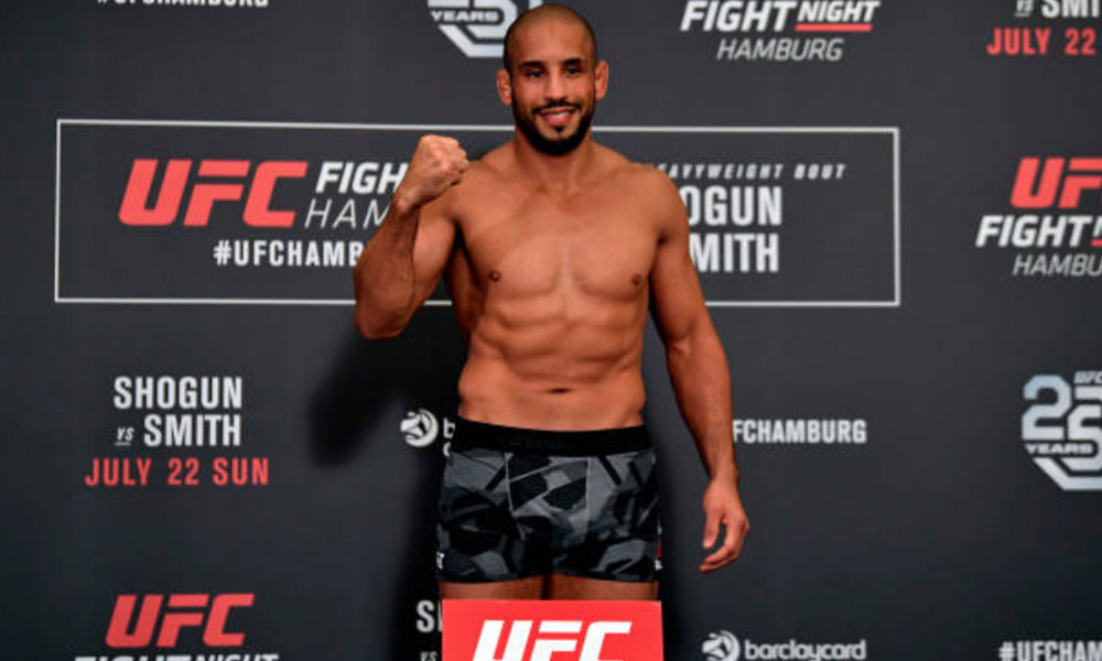 UFC Fight Night 134 Results - Abu Azaitar defeated Vitor Miranda via Unanimous Decision -