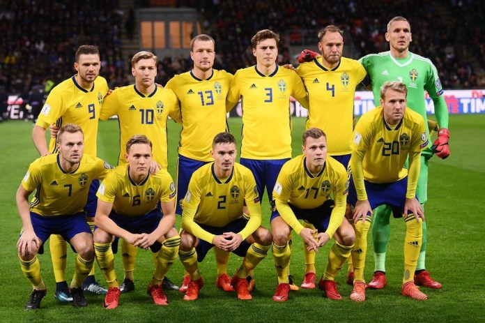 Football/MMA: Alistair Overeem reveals his support for Sweden in the FIFA World Cup - Sweden