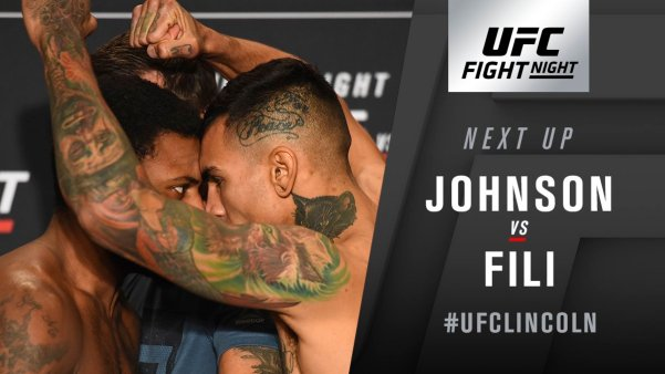 UFC Fight Night 135 Results - Johnson Gets a Split Decision Win in His Featherweight Debut -