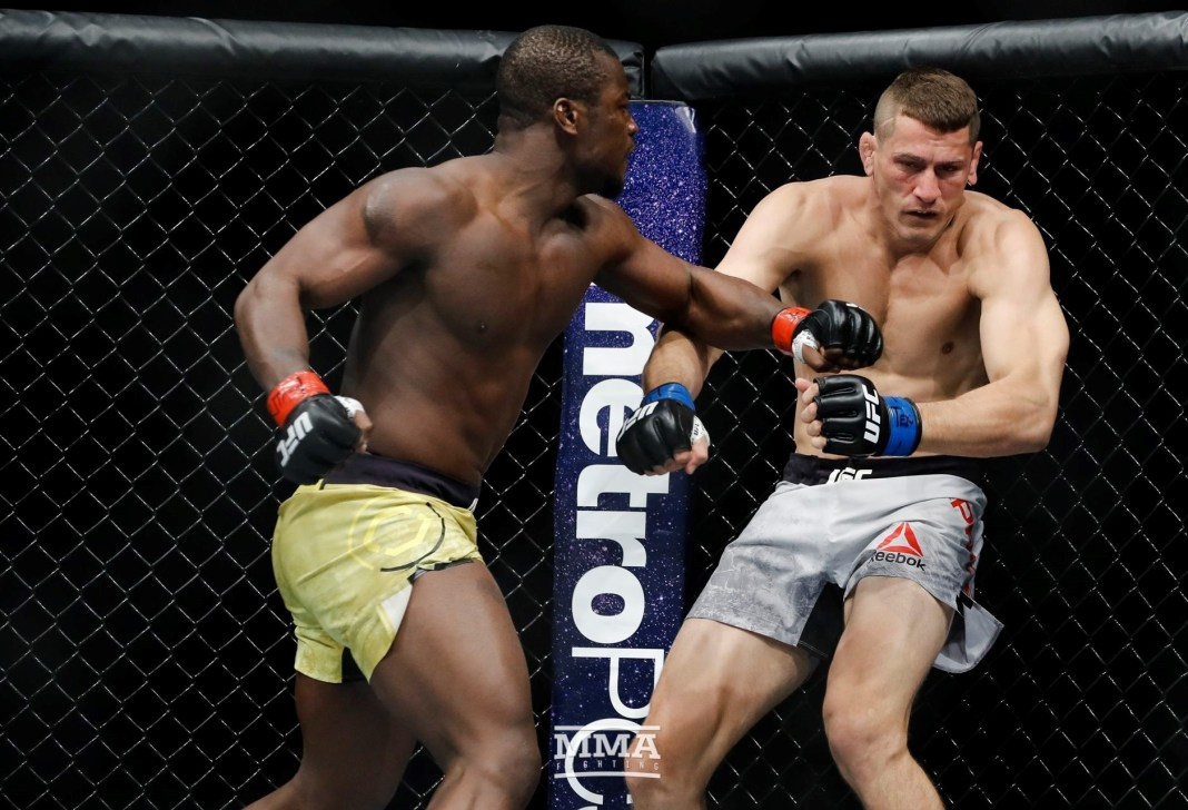 UFC 228 Results - Alhassan Knocksout Niko Price in 43 Secs - mma