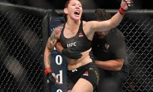 Cris Cyborg's 'This Is Sparta!' training footage emerges! - cris