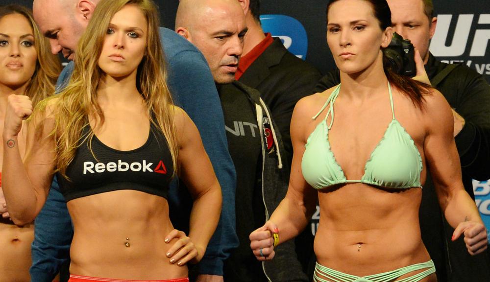 Cat Zingano wants to fight Ronda Rousey again - Ronda Rousey