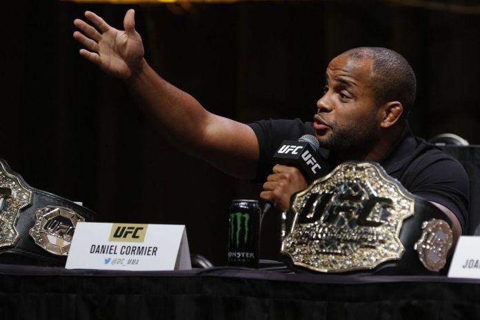 Daniel Cormier wants to fight twice before retirement - daniel
