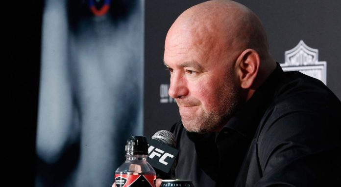Even after the UFC 229 brawl, Dana White is a happy man as PPV did over 2 million buys - White