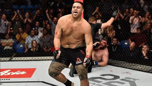 "UFC: Tui Tuivasa puts JDS on blast: ""I'm coming for your bald head!"" - fight"