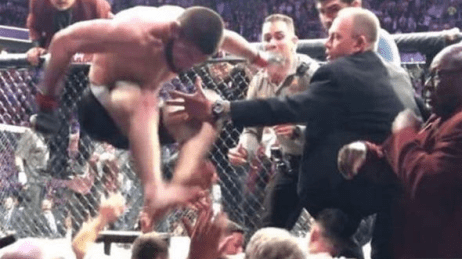 MMA India Exclusive: Gurdarshan Mangat, who was there at UFC 229, reveals that Khabib went after Dillon Danis after being called a 'Muslim rat' - Khabib Nurmagomedov