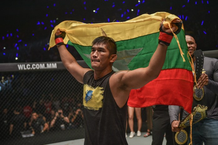 AUNG LA N SANG AUTHORS SENSATIONAL WIN AGAINST MOHAMMAD KARAKI TO RETAIN ONE MIDDLEWEIGHT WORLD CHAMPIONSHIP -
