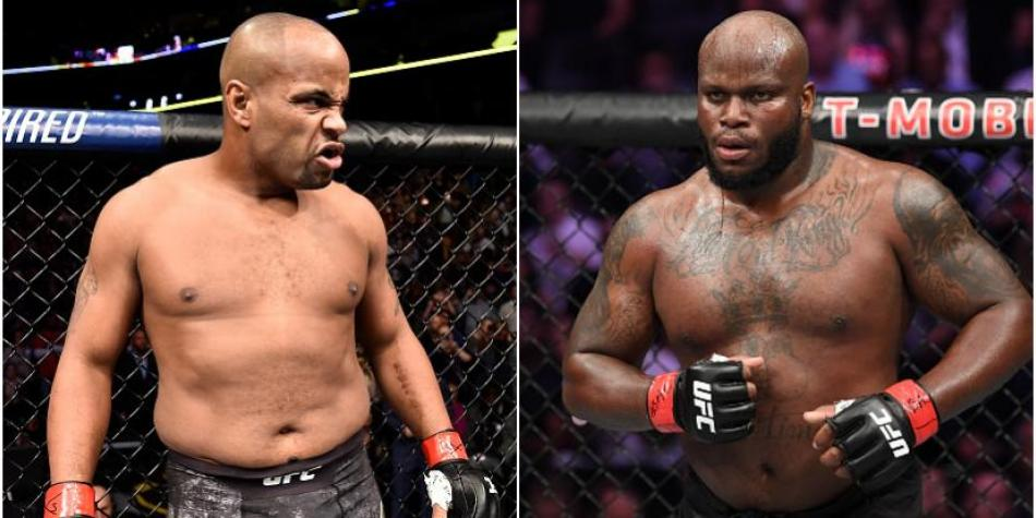 Derrick Lewis says Daniel Cormier is scared to fight Jon Jones right now - Lewis
