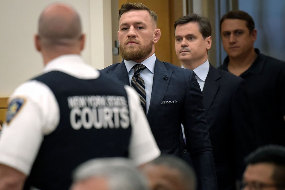 Conor McGregor in trouble with the law again! Banned from driving for 6 months! - McGregor