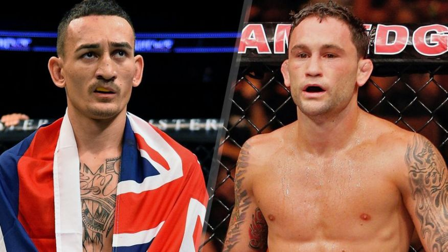 Frankie Edgar in talks to hopefully challenge for the 145 pound title next -