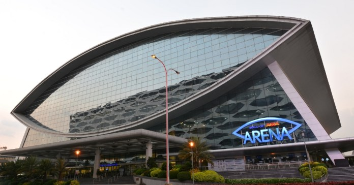 Mall of Asia Arena set to host first-ever Brave event in the Philippines -