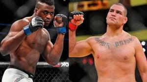 UFC: UFC releases 'old school feel' poster for Ngannou vs Velasquez - Velasquez