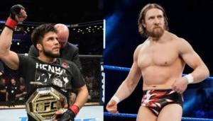 UFC: WWE Champion Daniel Bryan to Henry Cejudo: If you fight me, you go down every time! - Cejudo