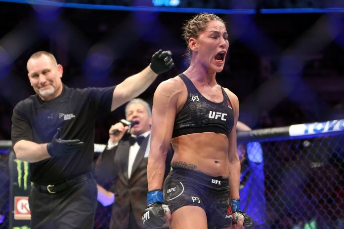 Flyweight contender Jessica Eye wants to 'throw hands' with Champion Valentina Shevchenko in Chicago at UFC 238 -