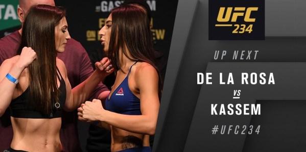 UFC 234 Adesanya vs. Silva: Play by Play Updates & LIVE Results -