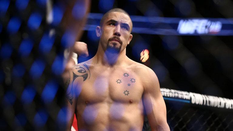 Israel Adesanya urges the UFC to strip Robert Whittaker and make the title fight between himself and Kelvin Gastelum - Israel Adesanya