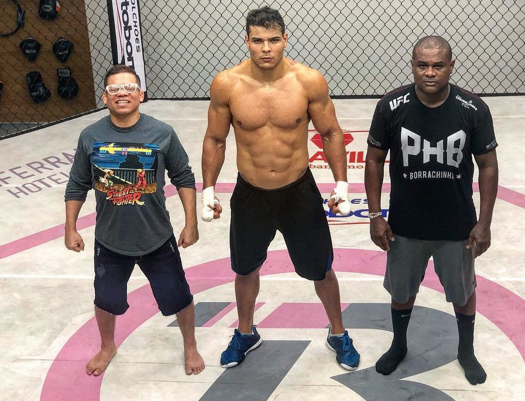 Paulo Costa's manager shoots down rumours that he was pulled from Yoel Romero fight due to a positive USADA test -