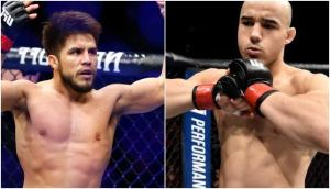 UFC: Dana White says Henry Cejudo and Marlon Moraes will fight for the 135 pound belt - Cejudo