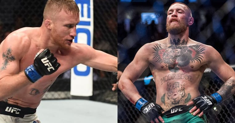 Justin Gaethje wants to fight Conor McGregor in Ireland - Justin
