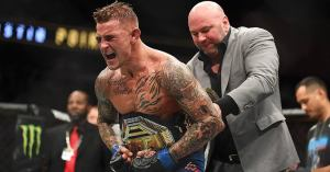 UFC: Classy Max Holoway contributed signed gloves to Dustin Poirier's charitable cause - Holloway