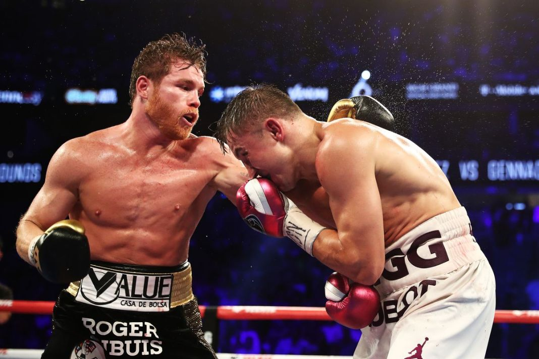 GGG calls Canelo vs Jacobs a sparring session and a boring fight - Canelo