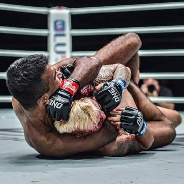 Friday Fighter of the Week : Rahul K Raju -