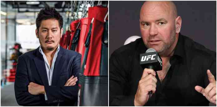 ONE, breaking UFC's monopoly one kick at a time - UFC