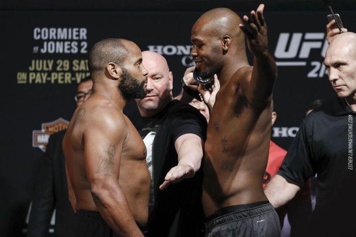 Jon Jones doesn't consider DC as his toughest opponent -