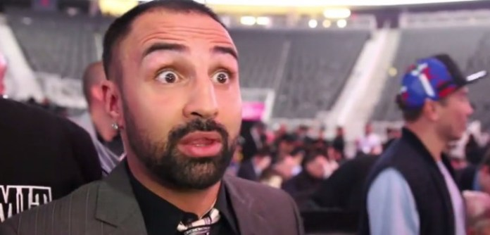Paulie Malignaggi predicts how his fight against Artem Lobov will end - Paulie Malignaggi