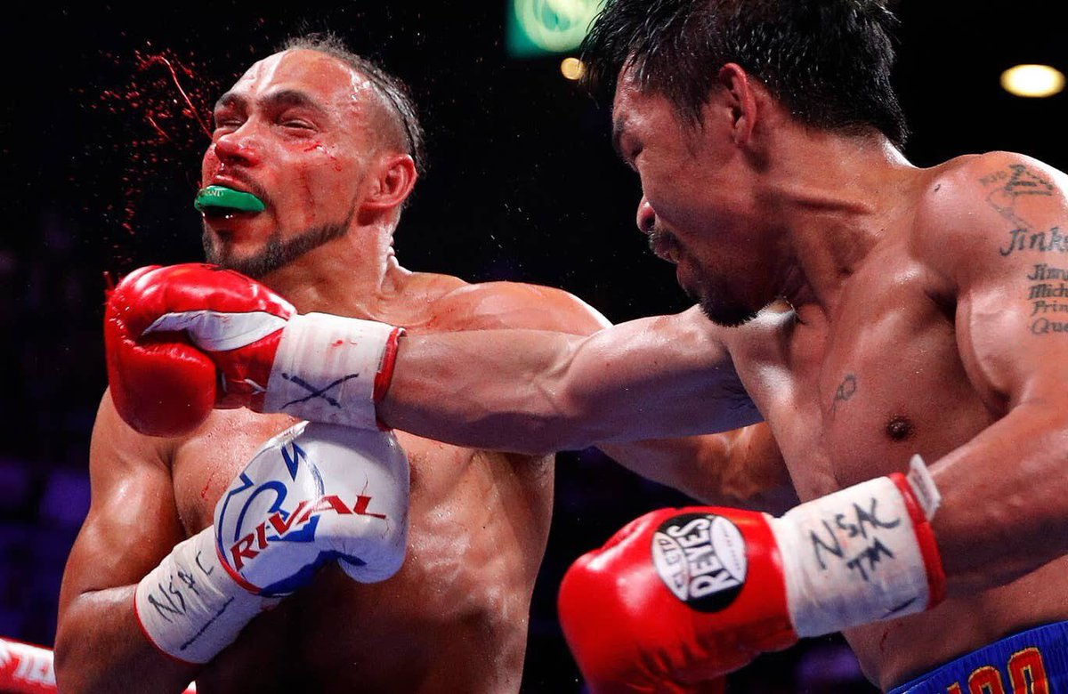 Twitter reacts to Manny Pacquiao' s victory over Keith Thurman - Manny