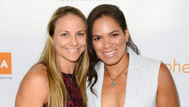 UFC Power couple would like to fight each other -