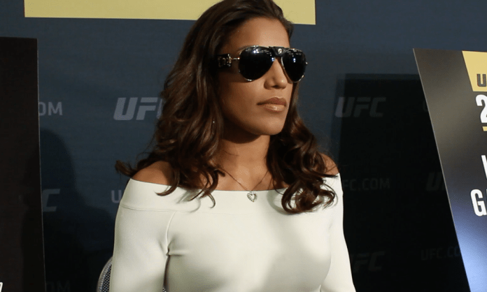 Julianna Pena raring to go after pregnancy break - Julianna Pena