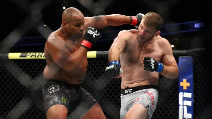 Stipe Miocic trolls himself; says he 'fought like a bitch' against Cormier early on - Miocic
