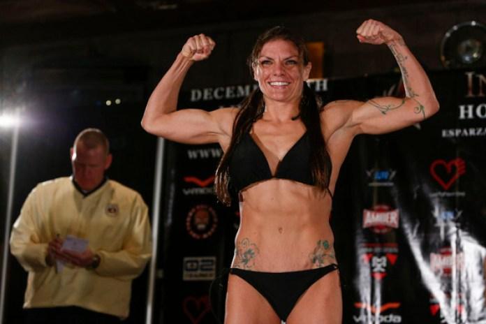 Watch: Lauren Murphy all praise for Cris Cyborg after UFC release - Lauren Murphy
