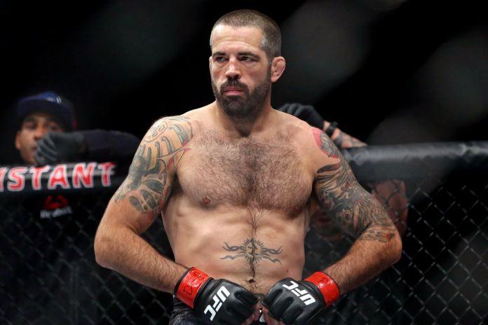 The Immortal Matt Brown returns at UFC 245 - Matt Brown